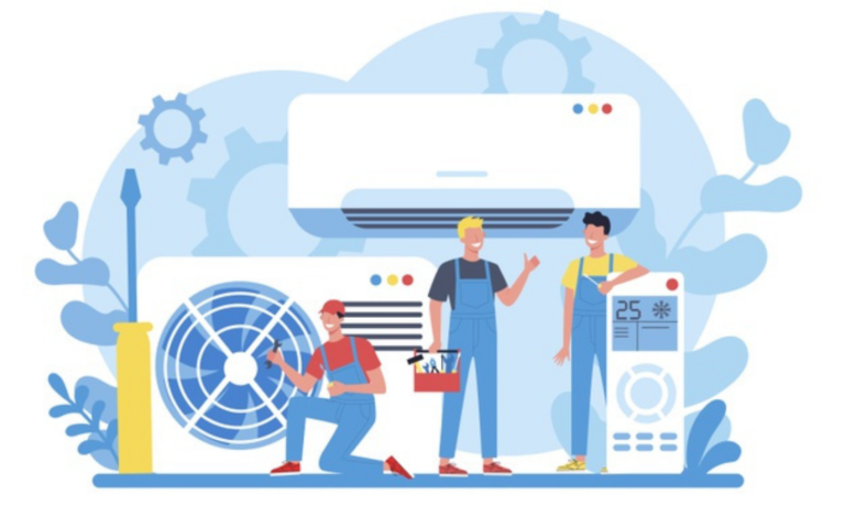air conditioning repair installation service